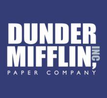 Dunder Mifflin by empyrie