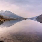Loch Lubhair, Scotland by Christine Smith
