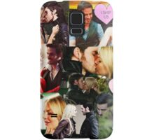 You traded your ship for me? Samsung Galaxy Case/Skin