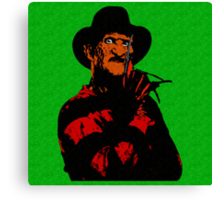 Freddy Canvas Print