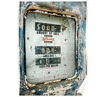 When Gas Made Cents Poster