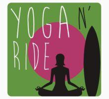 Yoga n' Ride by yoganride