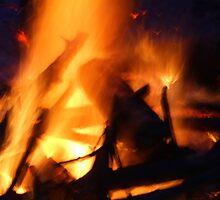 The Heat of Fire by Ian Alex Blease