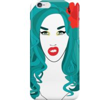 Adore Delano is a f*cking mermaid! iPhone Case/Skin