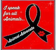 Animal Advocate .. I speak for all animals by justice4mary