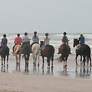 Beach ride by Denzil