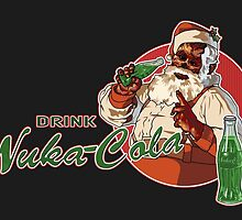 Always Nuka Cola by SJ-Graphics