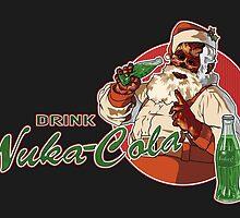 Always Nuka Cola by SJ-Graphics