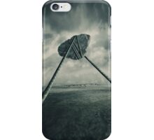 Go fly a kite iPhone Case/Skin