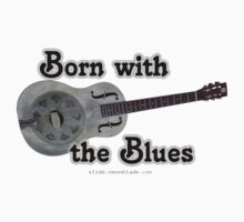 Born with the Blues Kids Clothes