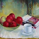 Summer apples by Elena Oleniuc