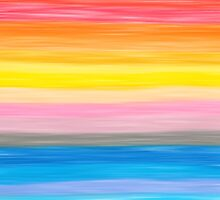 Crayon Love: Good Feeling by Orna Artzi