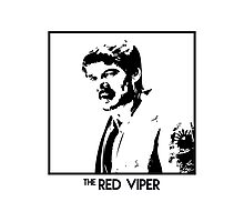 The Red Viper Inspired Artwork 'Game of Thrones' Photographic Print
