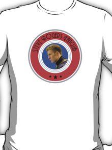 Steve Rogers fanclub T-Shirt