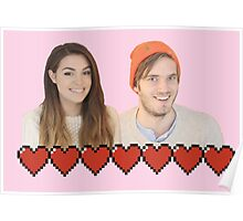 Felix and Marzia Poster