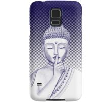 Shh ... do not disturb - Buddha  Samsung Galaxy Case/Skin