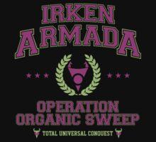 Irken Armada: Color Option Kids Clothes