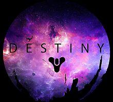 Destiny - Galaxy Logo by AronGilli by AronGilli
