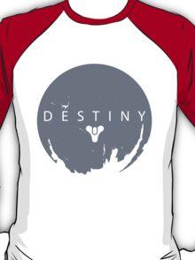 Destiny - Grey Logo by AronGilli T-Shirt
