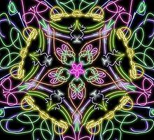Star Flower by Lori Kalfayan