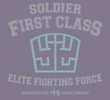 Soldier First Class Kids Clothes