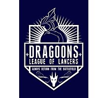 League of Lancers Photographic Print