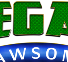 Vegan Rawsome Power Sticker