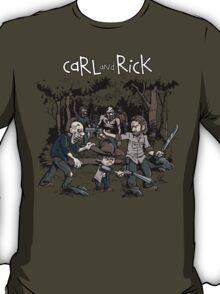 Carl and Rick T-Shirt