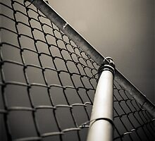 Chain Link Fence by YoPedro