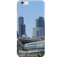 Soldier Field On The Edge iPhone Case/Skin