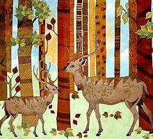 Enchanted forest by Design4uStudio