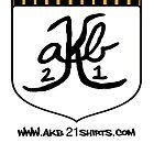 akb21shirts  by AKBame21