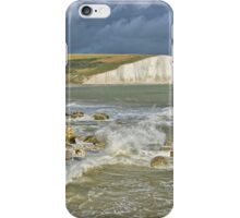 The Seven Sisters From Hope Gap - HDR iPhone Case/Skin