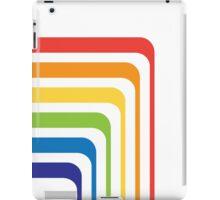 Late 80's Rainbow iPad Case/Skin