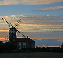 Weybourne Tower Mill by RedHillDigital