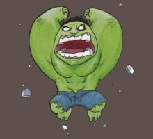 HULK SMASH!! by GrizzlyJerr