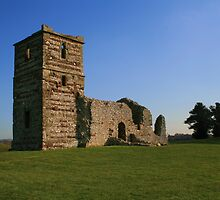 Knowlton Church by RedHillDigital