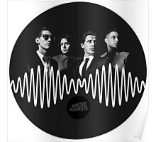 AM - Arctic Monkeys Poster