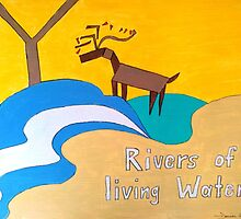Rivers of Living Waters by Denise Brooks