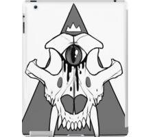 Dystopia Tank top iPad Case/Skin