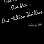 Million Thrillers by Jenn Kellar