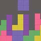 Decent Game of Tetris by CastleDownpour