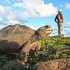 Darwin in Galapagos???? by globeboater