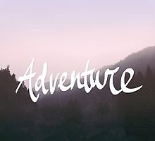 Adventure x Pink by Leah Flores