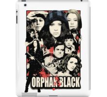 Orphan Black - Noir iPad Case/Skin