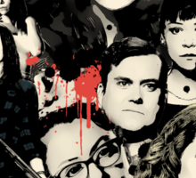 Orphan Black - Noir Sticker