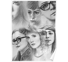 The Women of Orphan Black Poster
