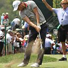 Martin Kaymer by Kent Nickell