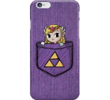 Pocket Zelda iPhone Case/Skin