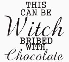 witch chocolate by Glamfoxx